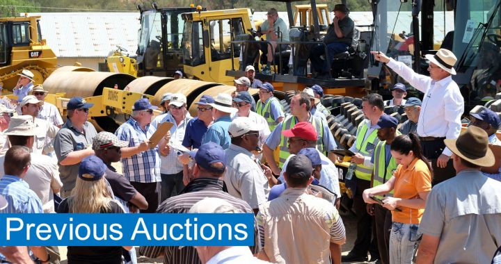 View our Gallery of Previous Auctions by our Auctioneer