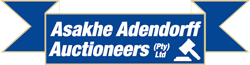 Asakhe Adendorff Auctioneers (Pty) LTD Logo